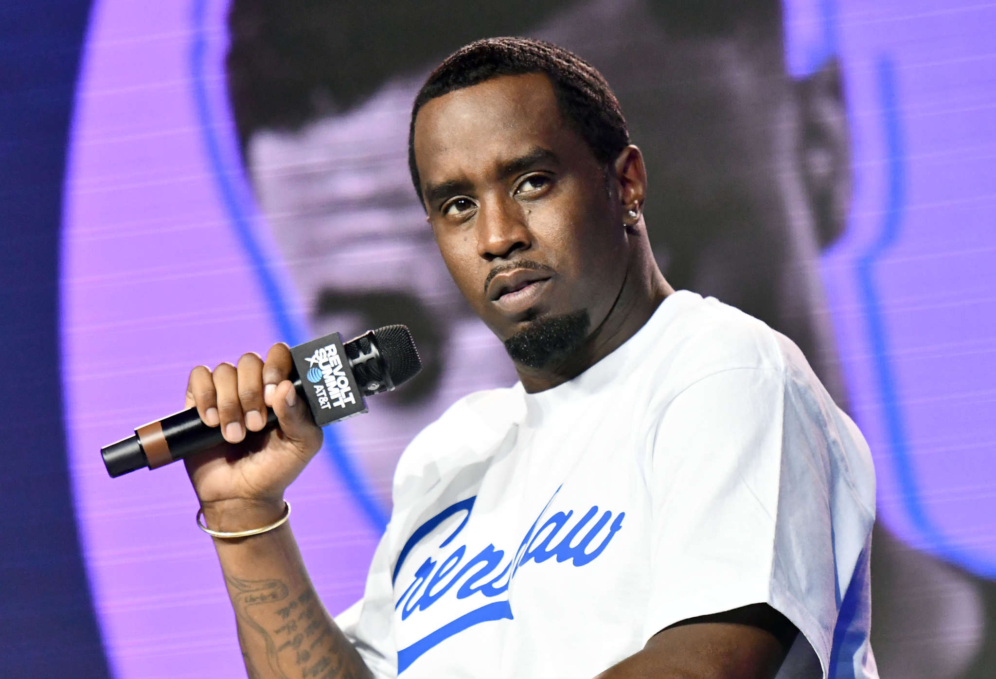 Diddy Addresses Portland's Protests – Check Out An Article Posted On Revolt TV