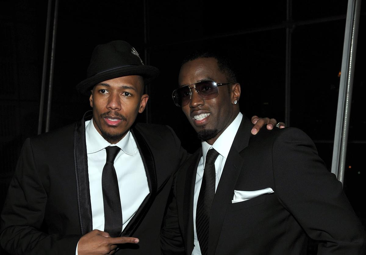 Diddy Offers His Full Support To Nick Cannon