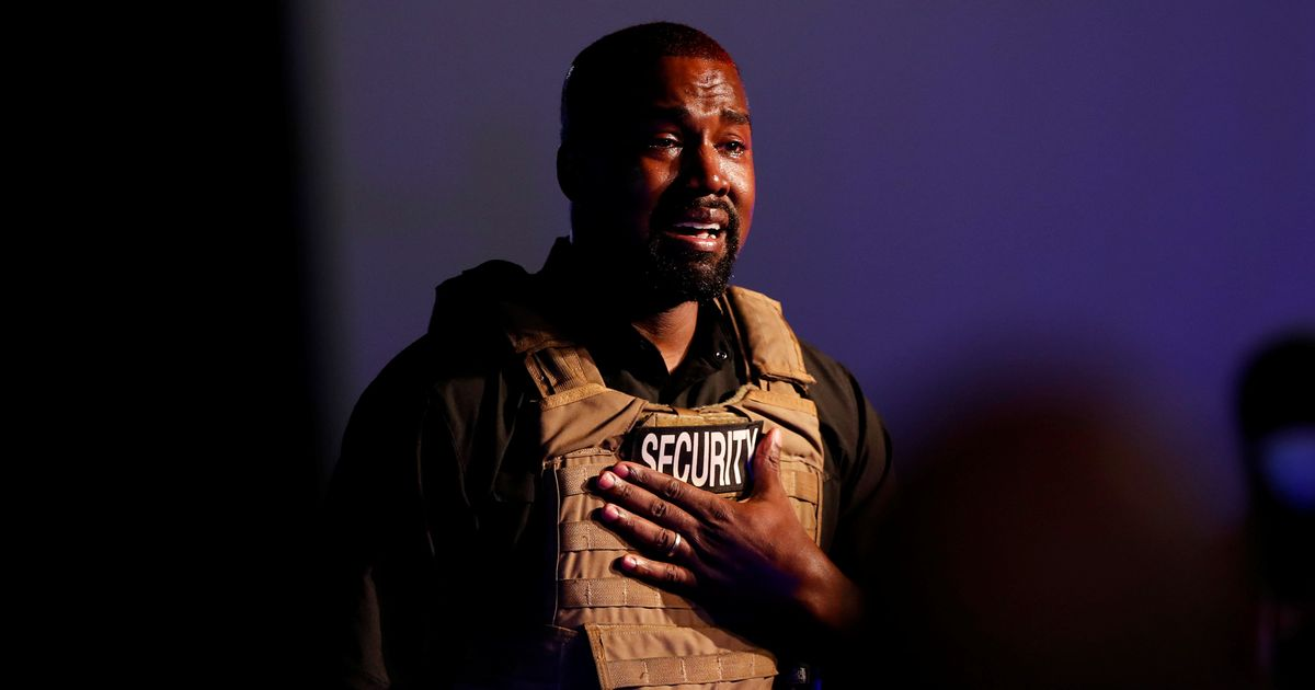 Kanye concerns as he claims wife Kim Kardashian 'called doctor to lock him up'