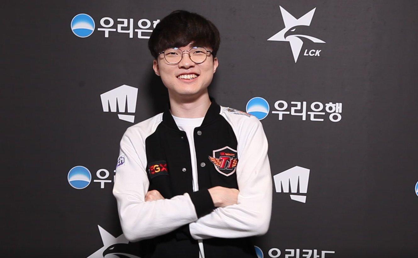 T1 Earned A Decisive Win Against Gen.G In Korea's League Champions Korea Summer Split 2020