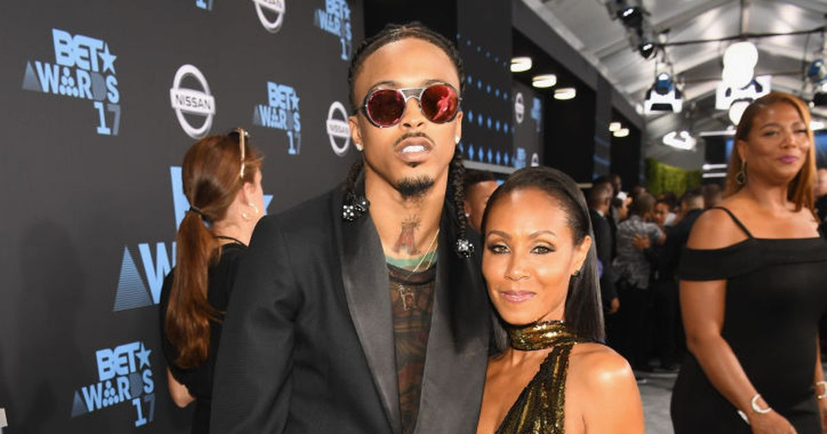 August Alsina insists Will Smith did give him permission to sleep with wife Jada