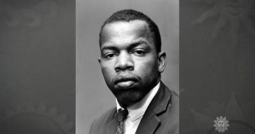 Remembering the tenacious John Lewis