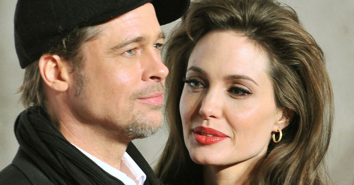 Where Brad and Ange's relationship stands after frequent visits to her home