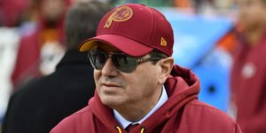 Daniel Snyder, owner of Washington NFL team