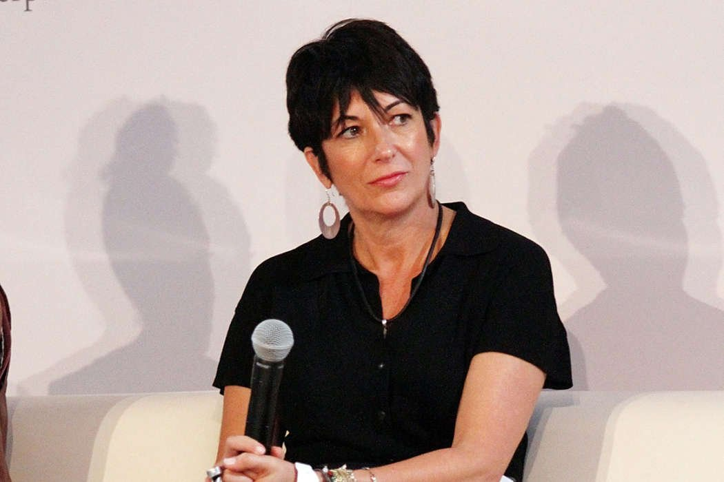 Ghislaine Maxwell Refuses To Reveal Identity Of Her 'Mystery' Husband