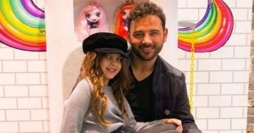 Ryan Thomas stuns fans with video of daughter Scarlett, 11, sensational singing