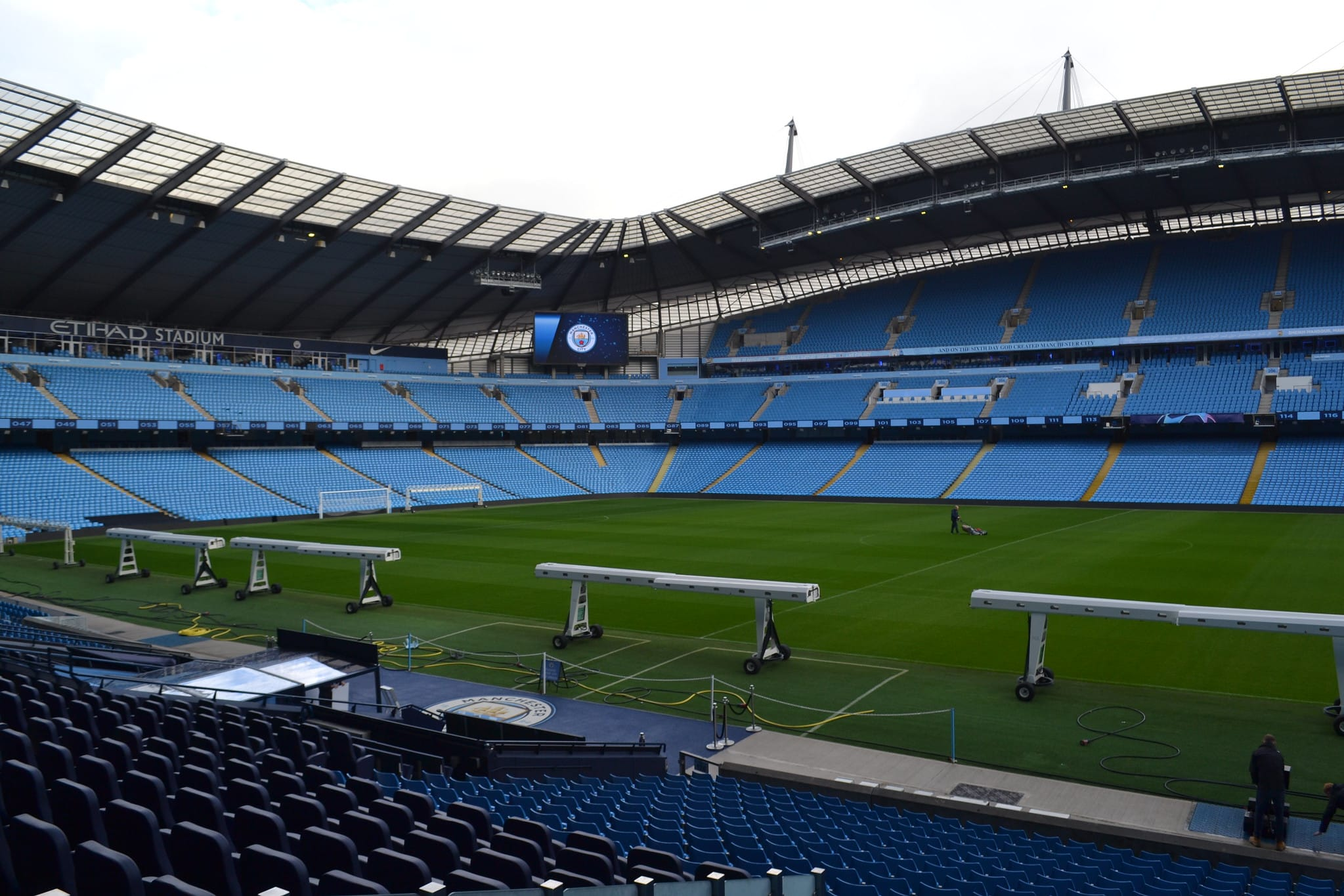 Manchester City Will Play in the Champions League Next Season