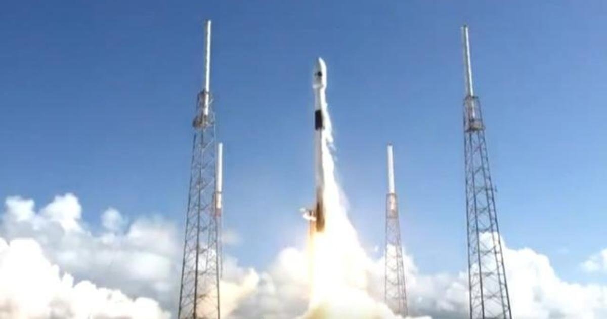SpaceX launches South Korean military communications satellite