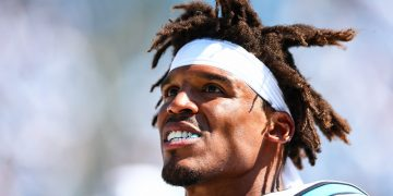 Cam Newton opens up about replacing Tom Brady