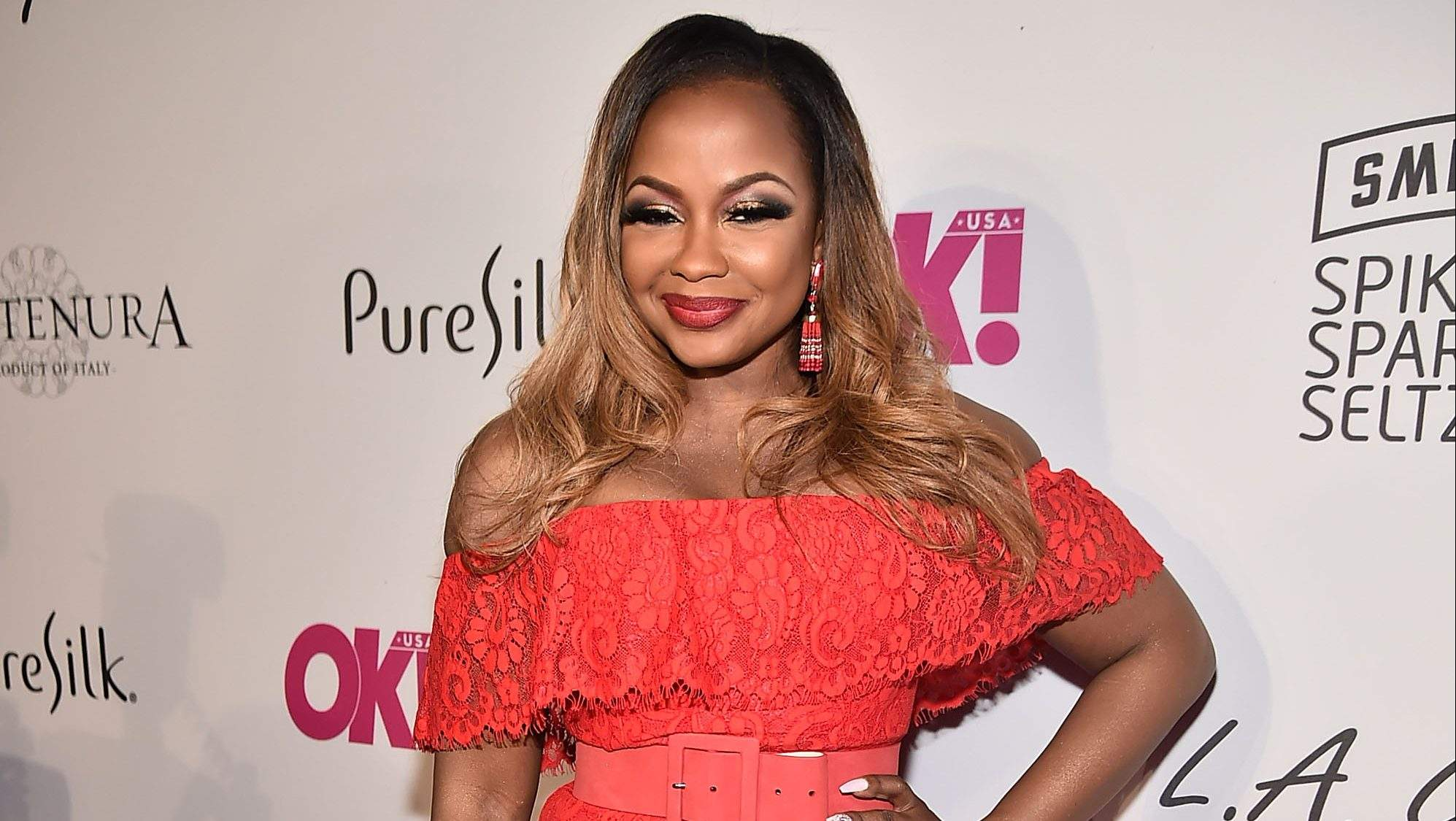 Phaedra Parks Honors Civil Rights Legend Rep. John Lewis