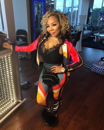 Tiny Harris Asks Fans To Sign This Petition