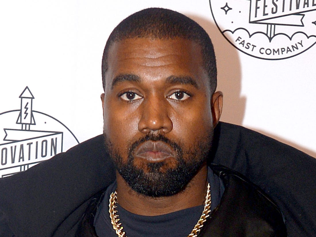 Kanye West Reportedly Files With The FEC To Run For US President
