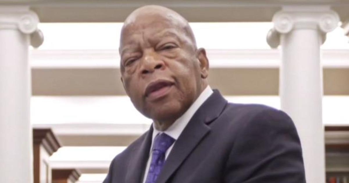Lawmakers reflect on the life and legacy of civil rights icon John Lewis