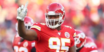 Report: Chiefs DT Chris Jones agrees to four-year deal