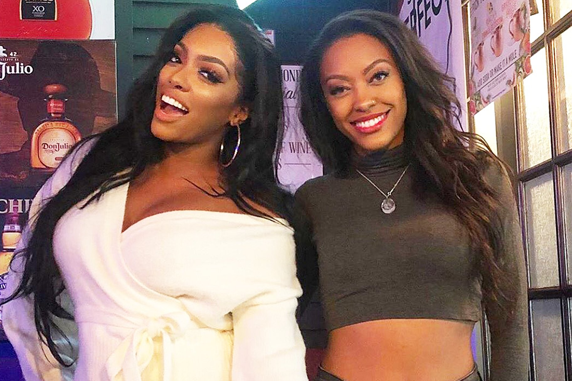 Porsha Williams' Sister, Lauren Williams Posted On Her IG Account While She Was Arrested