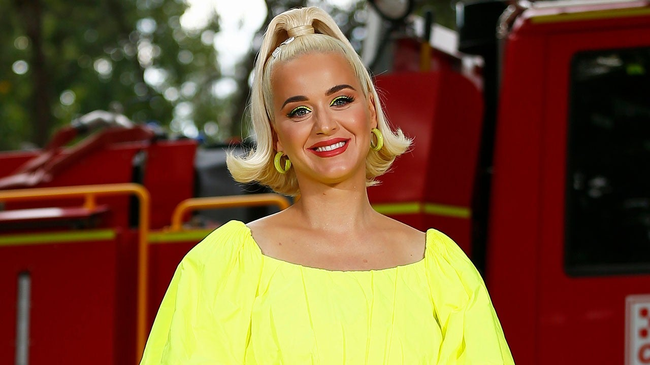 Katy Perry Opens Up About Gaining Pregnancy Weight – Says She's 'Grateful' For Her Body