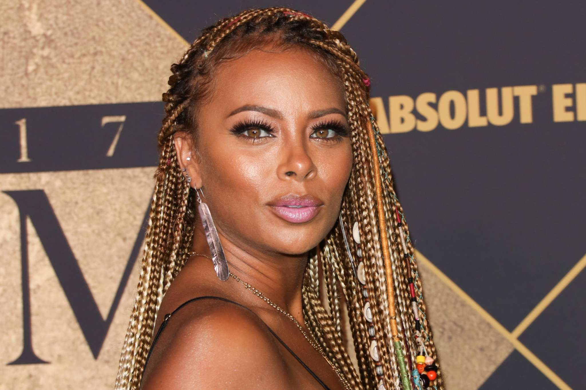 Eva Marcille Says We Have To Pray Our Way Through These Crazy Times