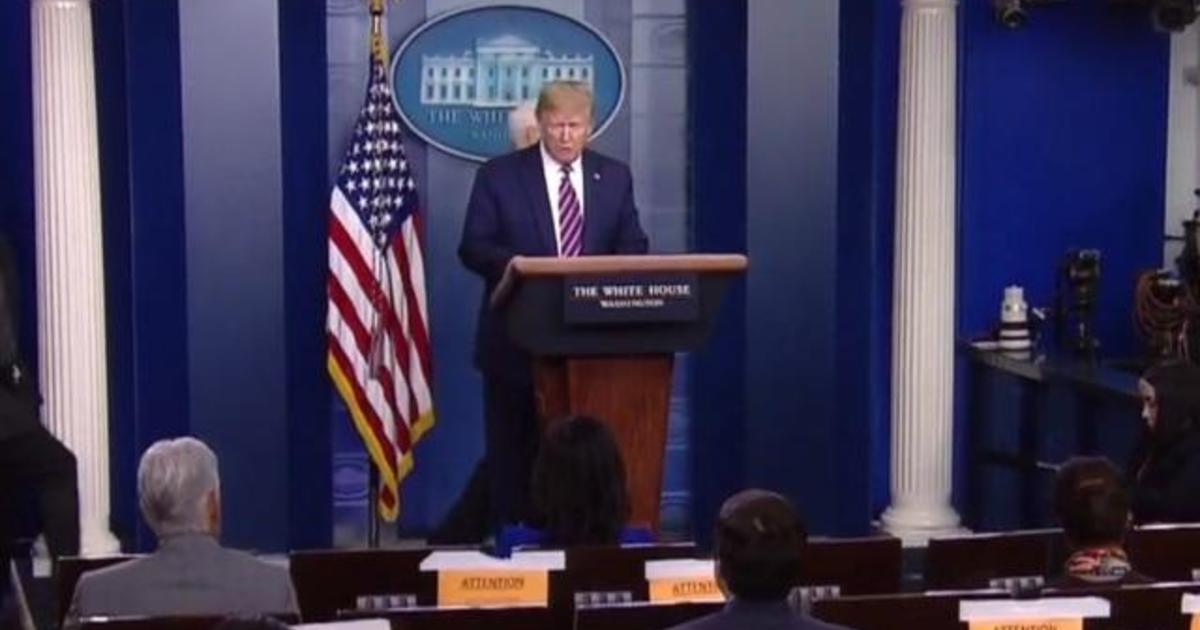 Trump to resume coronavirus briefings as infections rise