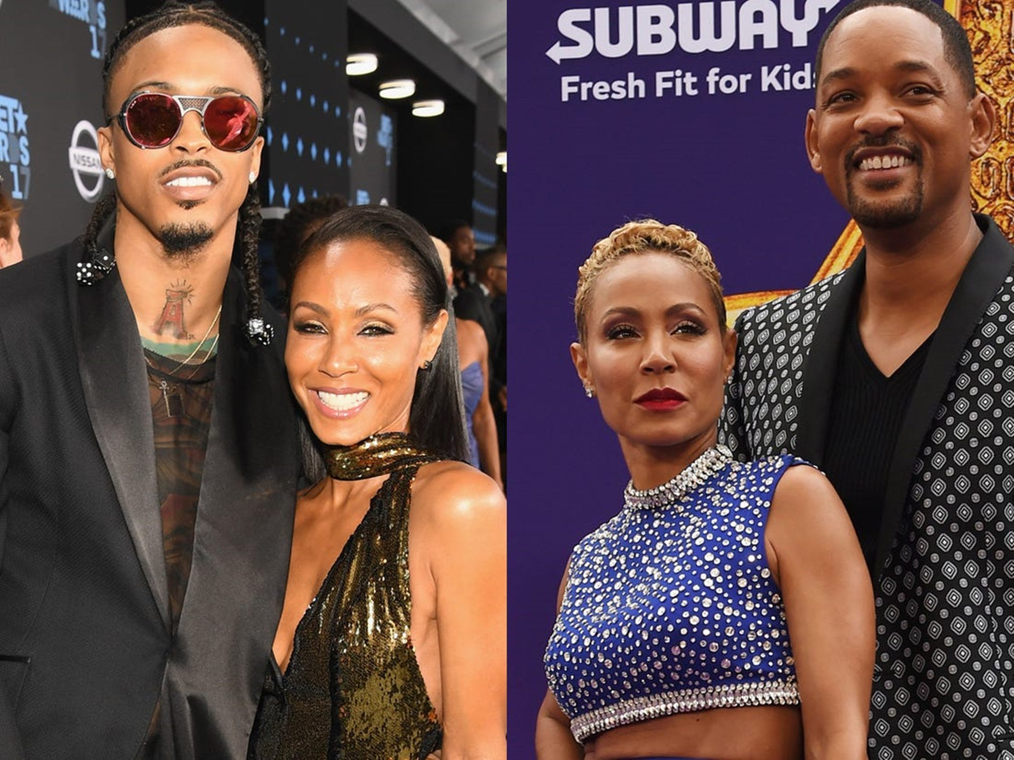 August Alsina Makes Another Shocking Confession About Jada Pinkett Smith In New Video; And Lil Wayne Reacts