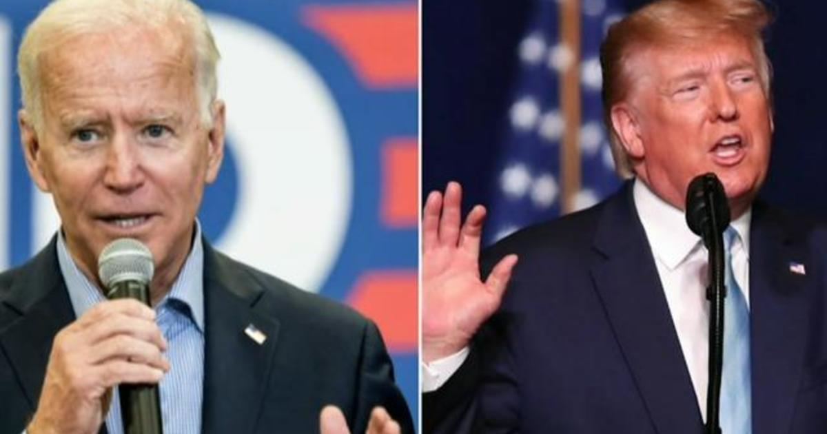 Fifth consecutive national poll shows Biden with a double digit lead over Trump