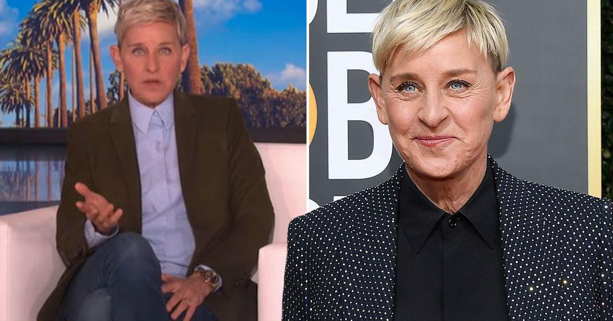 Ellen DeGeneres dealt huge blow as talk show is investigated for bullying