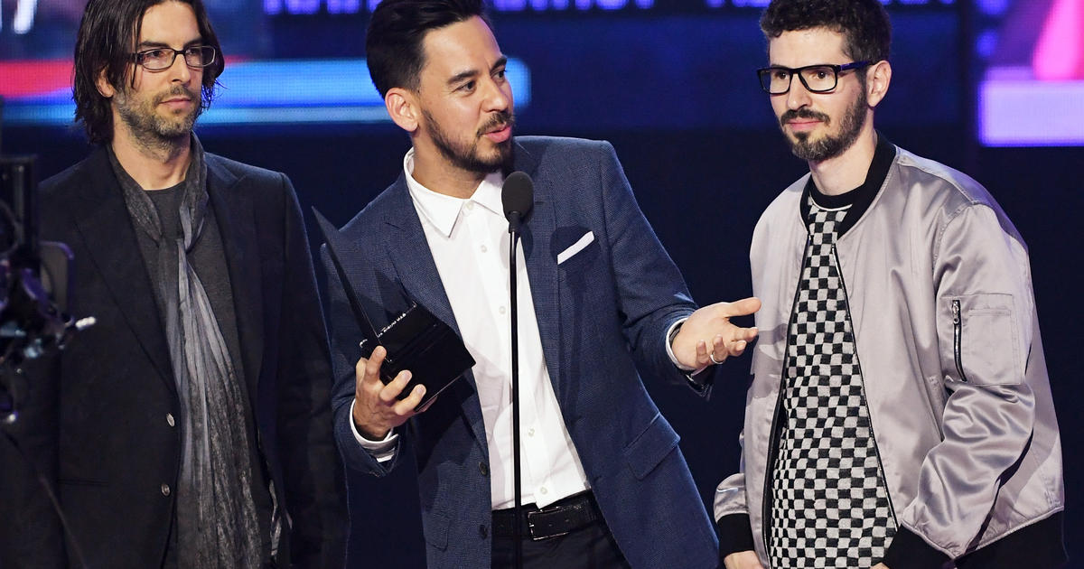 Linkin Park issues cease and desist letter over pro-Trump video