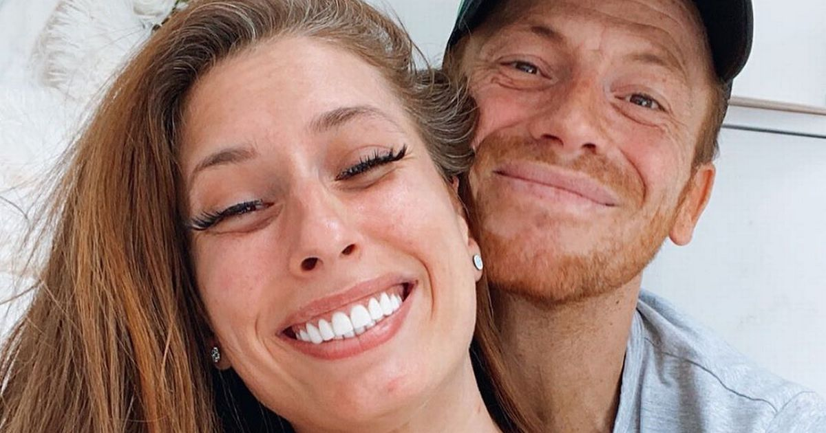 Stacey Solomon and Joe Swash enjoy rare date night out after drunken shed fiasco