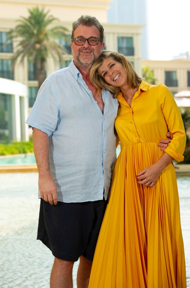 Kate and Derek had been planning to renew their vows