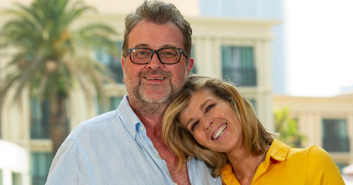 Kate Garraway and Derek Draper's devoted marriage and how they fell in love
