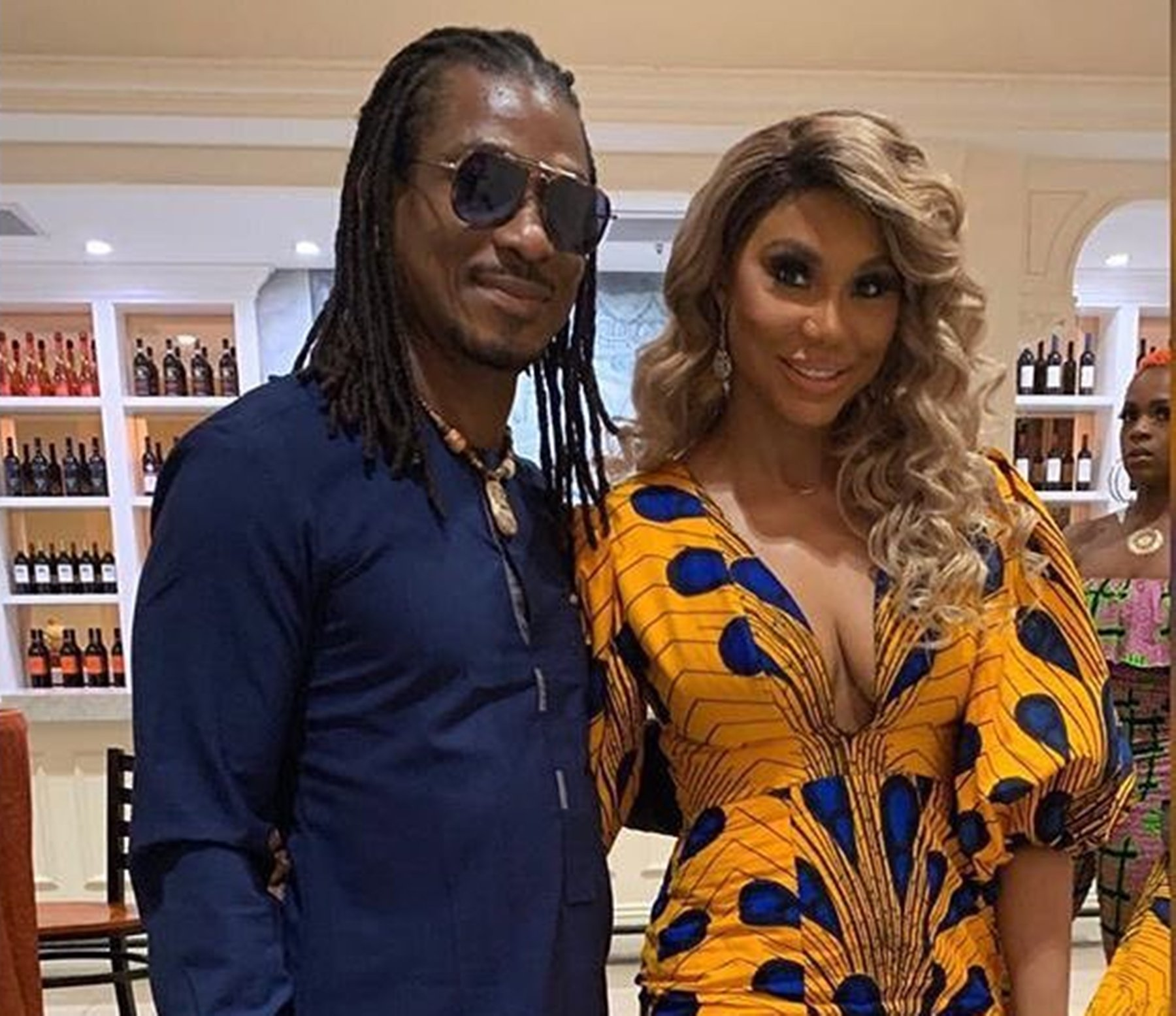 David Adefeso And Tamar Braxton Will Have A Lot To Say In Their Series Called 'Coupled And Quarantined'
