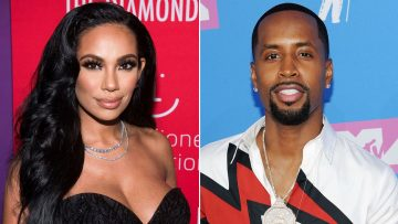 Safaree Shows Fans Another One Of His Dreams Come True