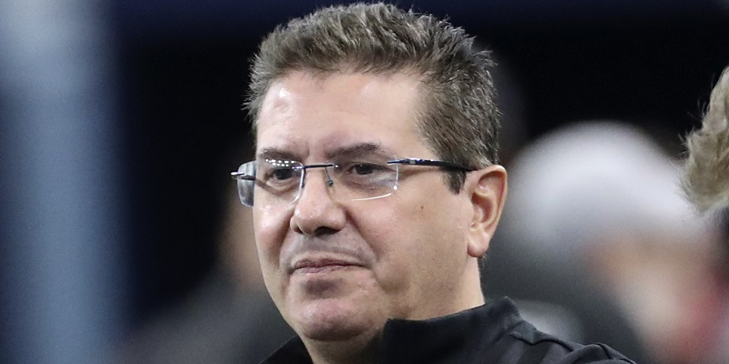 Daniel Snyder vows Washington will set 'new culture and standard'