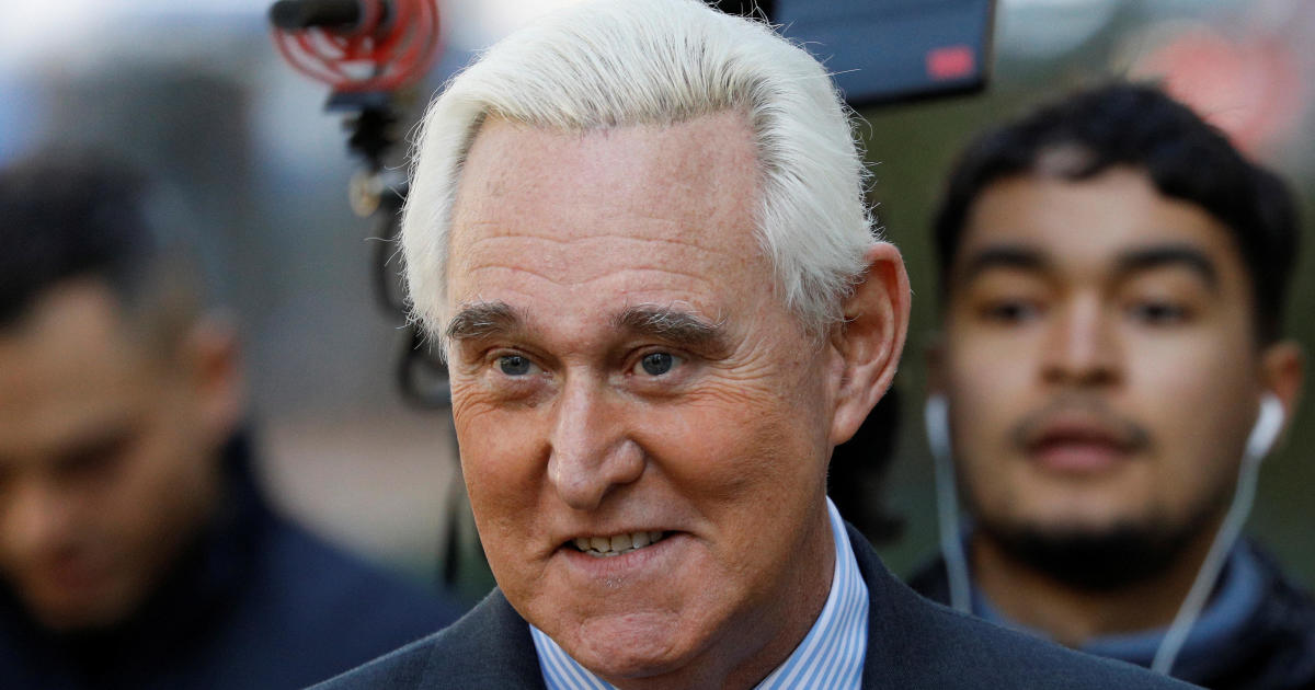 Roger Stone under fire for using racial slur in radio interview
