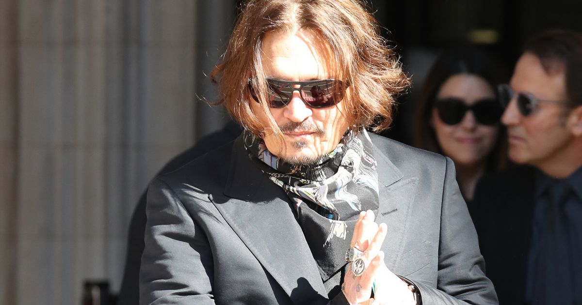 Amber Depp feared Johnny Depp would choke to death on his own vomit after binge