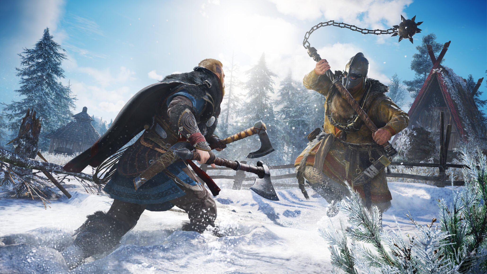 Choices You Make While Playing Assassin's Creed Valhalla Will Impact Multiple Regions, Laurence Letalien Explains