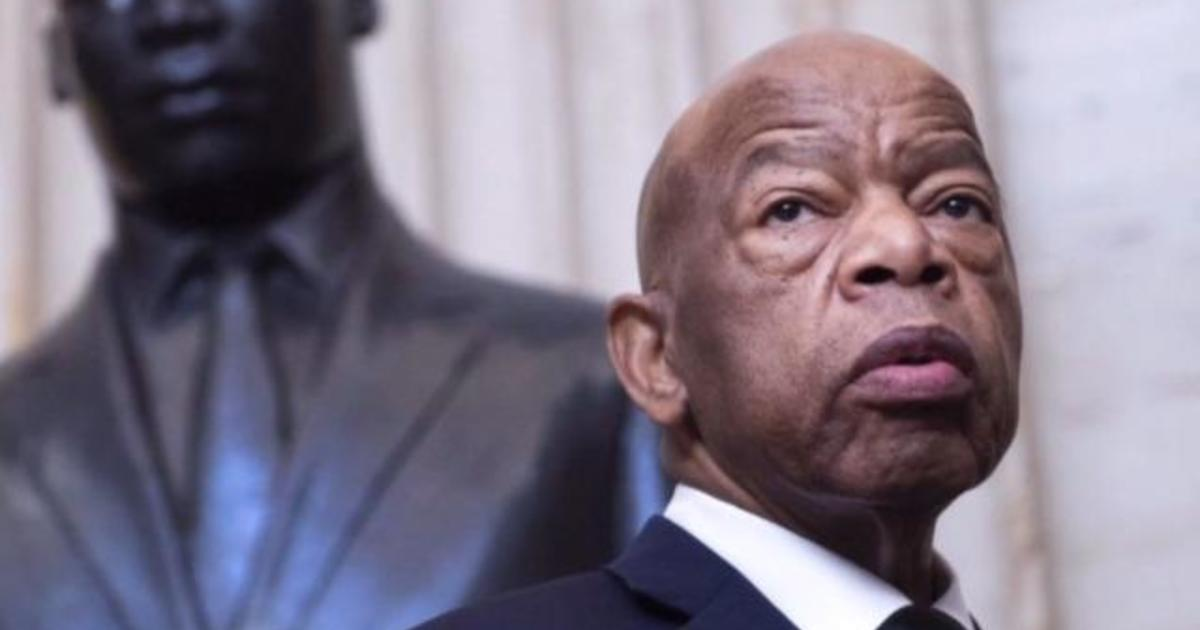 Honoring the life of John Lewis