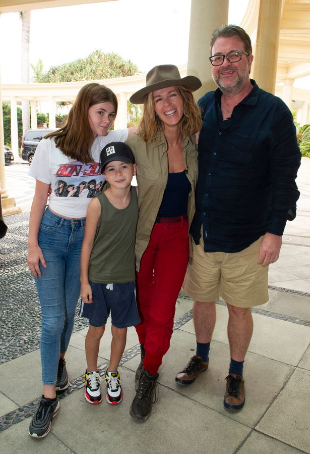 The couple are parents to daughter Darcey and son Billy