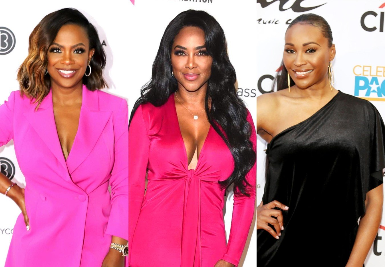 Eva Marcille, Cynthia Bailey, Kandi Burruss And Kenya Moore Share A Message For Fans – See The Video