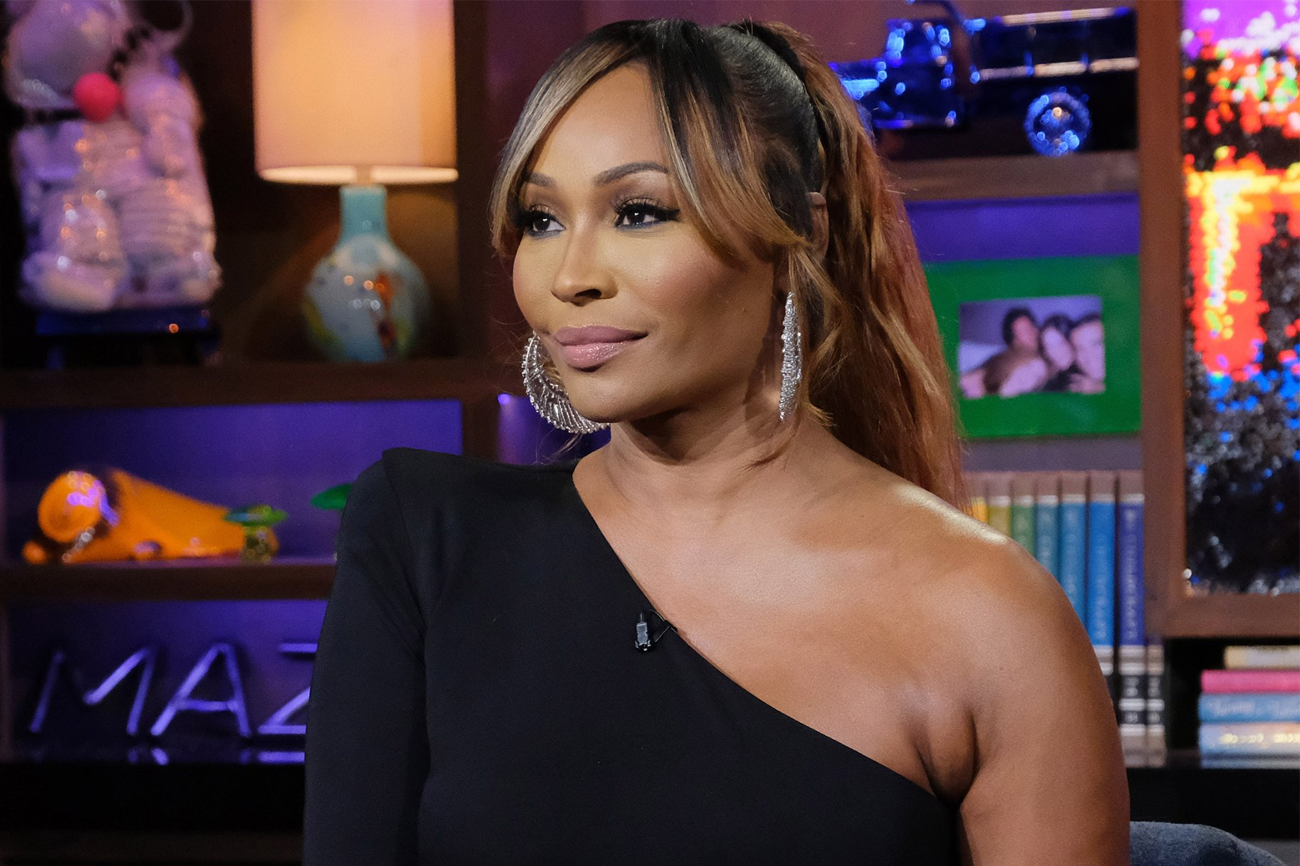 Cynthia Bailey Honors The Late John Lewis – See Her Emotional Message