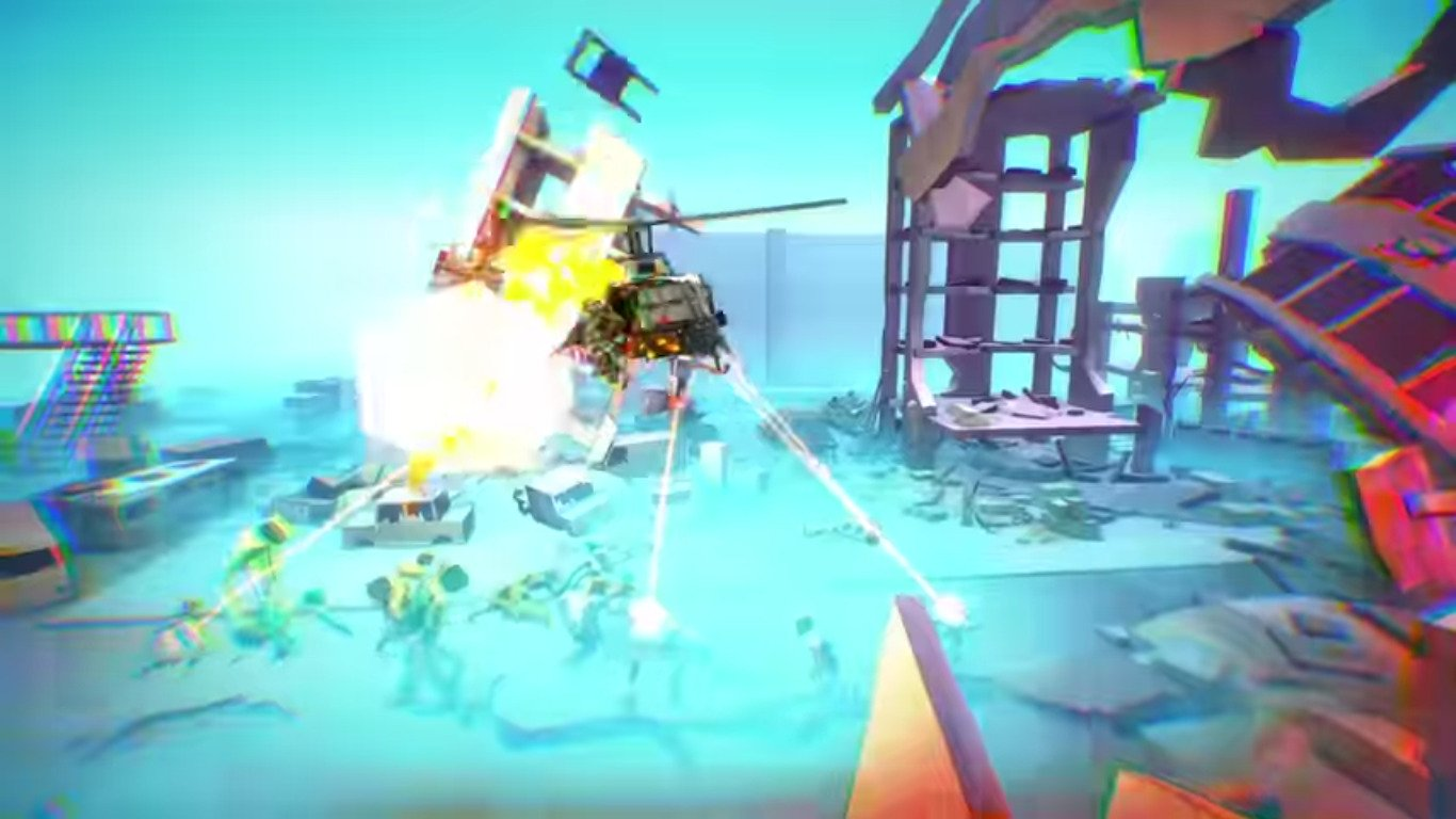 Dustoff Is Preparing Its Next Helicopter Search And Rescue Mission As Dustoff Z Is Announced For PlayStation 4, Xbox One, PC, and Nintendo Switch