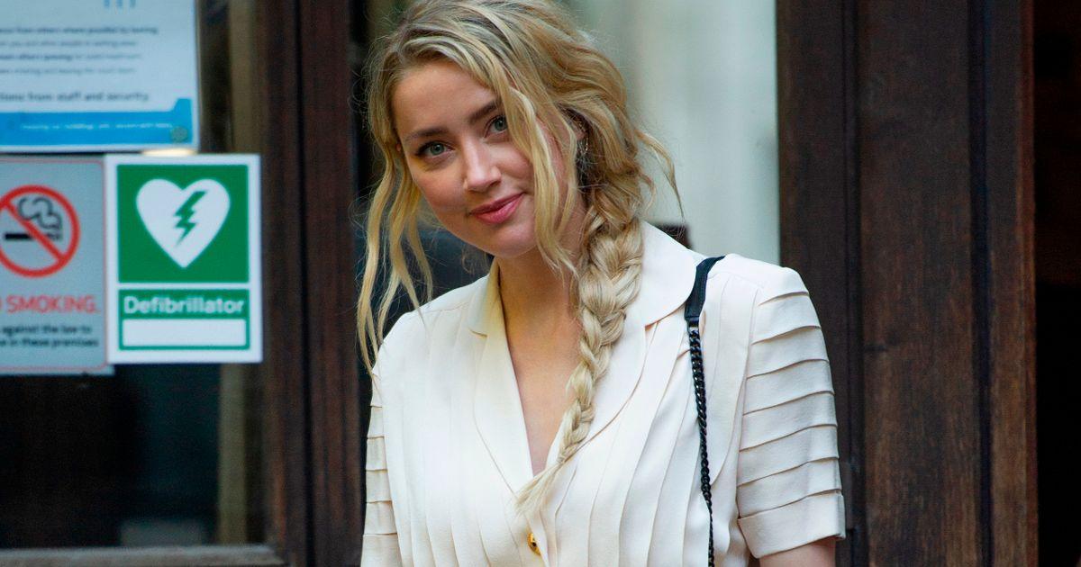 Johnny Depp 'blamed' Amber Heard after her naked photos were leaked