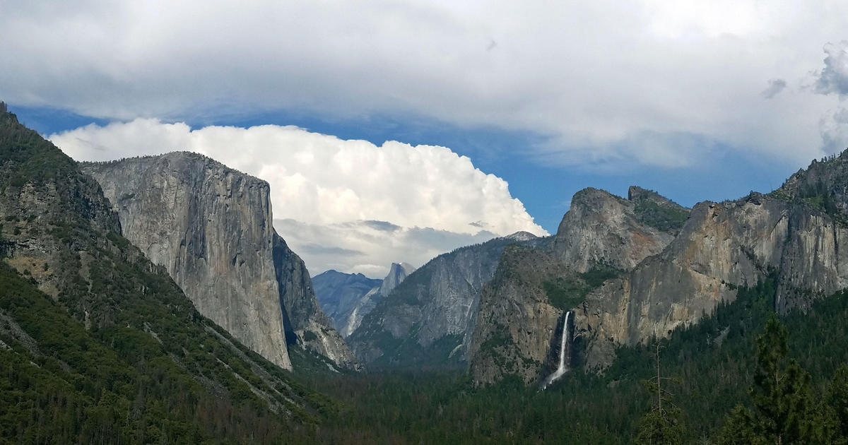 Tests on Yosemite sewage reveal presence of coronavirus