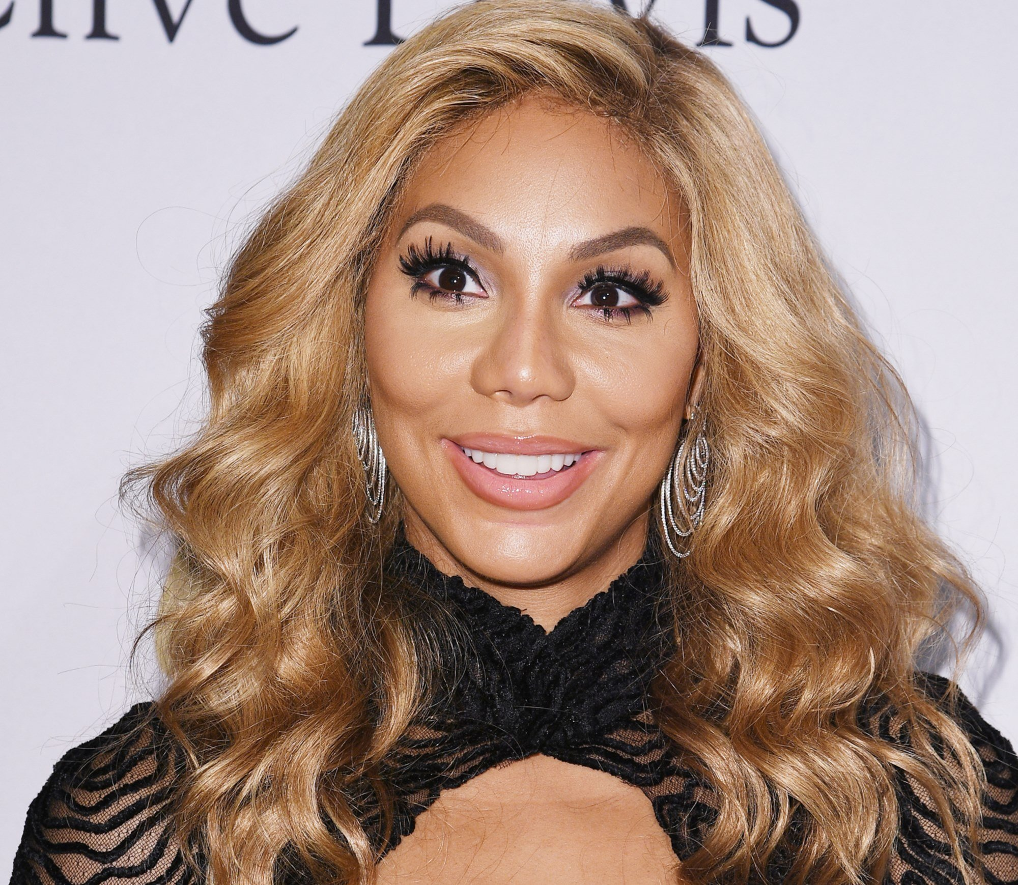 Tamar Braxton Says She Needs A Vacation – See Her Video Featuring Her Son, Logan Herbert That Has Fans Laughing Their Hearts Out