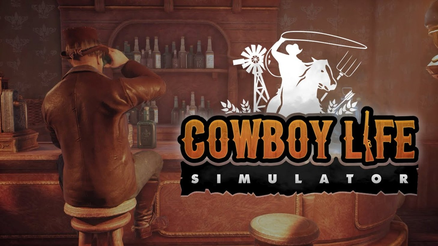 RockGame's Cowboy Life Simulator Prepares To Ride Next May