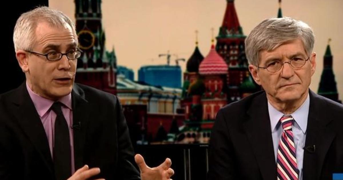 """""""Russian Roulette"""" authors discuss Putin's influence on American politics"""