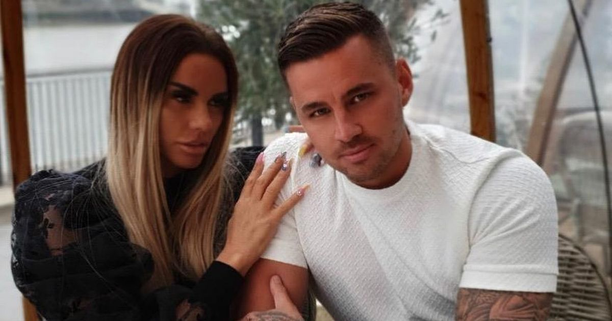 Katie Price mocked by disbelieving fans after declaring 'forever love' for BF
