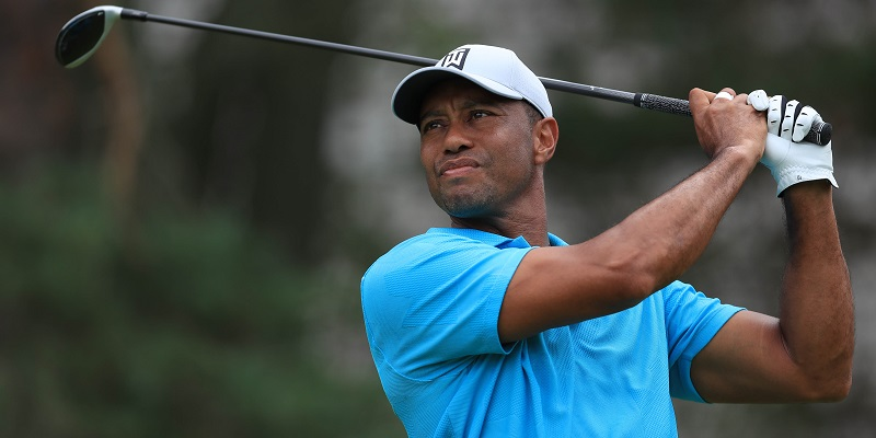 Tiger Woods spotty in return to PGA Tour