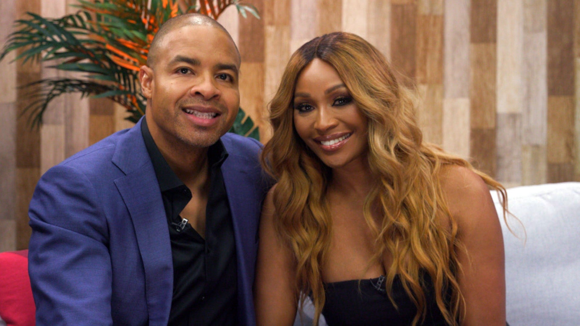 Cynthia Bailey Poses With Mike Hill And Fans Shower Them With Love
