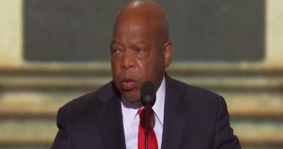Dems push to fully restore Voting Rights Act to honor John Lewis