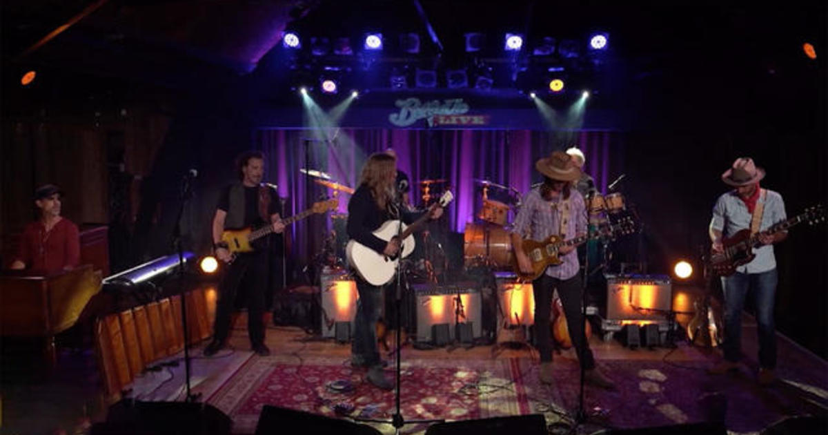 """Saturday Sessions: Allman Betts Band performs """"Midnight Rider"""""""